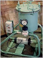 Plants & Equipment - Filter Units | CMP Pvt  Ltd  - Manufacturers